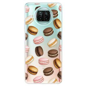 Odolné silikónové puzdro iSaprio - Macaron Pattern - Xiaomi Mi 10T Lite