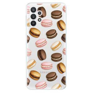Odolné silikónové puzdro iSaprio - Macaron Pattern - Samsung Galaxy A32 5G