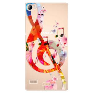 Plastové puzdro iSaprio - Music 01 - Sony Xperia Z2