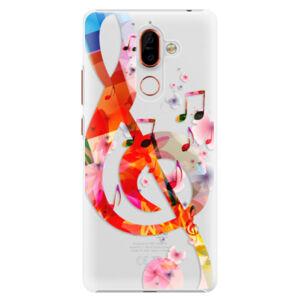 Plastové puzdro iSaprio - Music 01 - Nokia 7 Plus