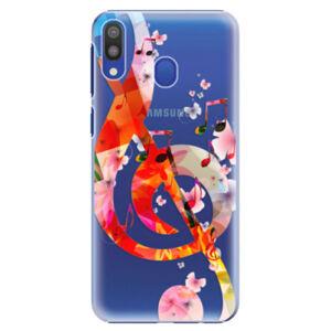 Plastové puzdro iSaprio - Music 01 - Samsung Galaxy M20