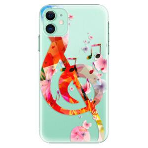 Plastové puzdro iSaprio - Music 01 - iPhone 11
