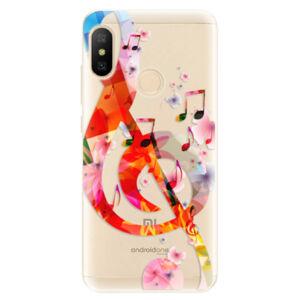 Odolné silikónové puzdro iSaprio - Music 01 - Xiaomi Mi A2 Lite