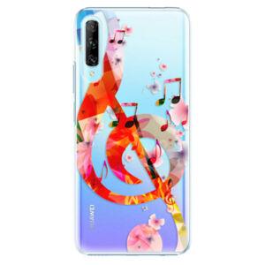 Plastové puzdro iSaprio - Music 01 - Huawei P Smart Pro