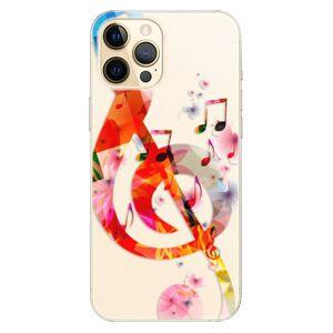 Plastové puzdro iSaprio - Music 01 - iPhone 12 Pro