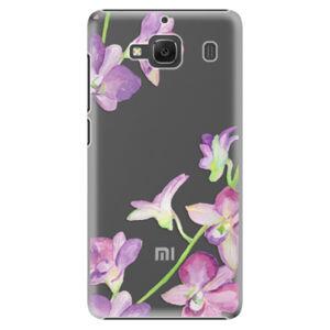Plastové puzdro iSaprio - Purple Orchid - Xiaomi Redmi 2