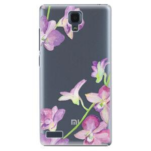 Plastové puzdro iSaprio - Purple Orchid - Xiaomi Redmi Note