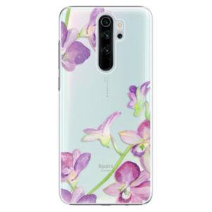 Plastové puzdro iSaprio - Purple Orchid - Xiaomi Redmi Note 8 Pro