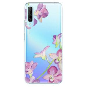 Plastové puzdro iSaprio - Purple Orchid - Huawei P Smart Pro