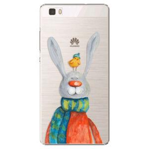 Plastové puzdro iSaprio - Rabbit And Bird - Huawei Ascend P8 Lite