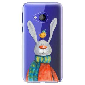 Plastové puzdro iSaprio - Rabbit And Bird - HTC U Play
