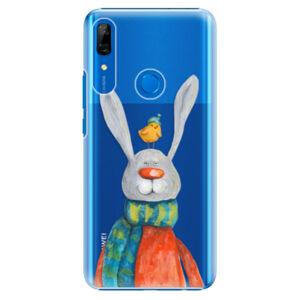Plastové puzdro iSaprio - Rabbit And Bird - Huawei P Smart Z