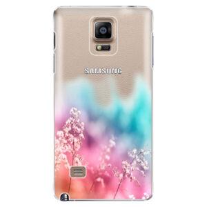 Plastové puzdro iSaprio - Rainbow Grass - Samsung Galaxy Note 4