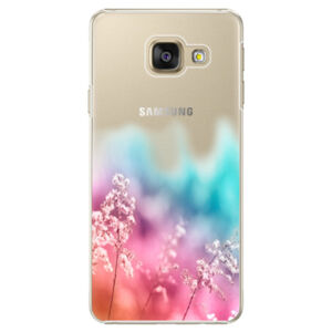 Plastové puzdro iSaprio - Rainbow Grass - Samsung Galaxy A3 2016