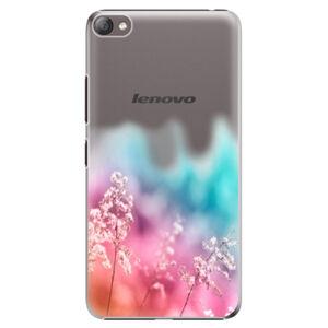 Plastové puzdro iSaprio - Rainbow Grass - Lenovo S60