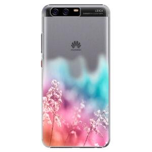 Plastové puzdro iSaprio - Rainbow Grass - Huawei P10 Plus