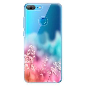 Plastové puzdro iSaprio - Rainbow Grass - Huawei Honor 9 Lite