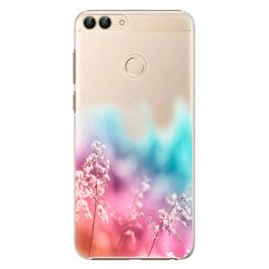 Plastové puzdro iSaprio - Rainbow Grass - Huawei P Smart