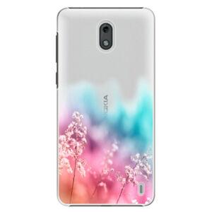 Plastové puzdro iSaprio - Rainbow Grass - Nokia 2