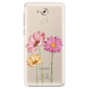 Plastové puzdro iSaprio - Three Flowers - Huawei Nova Smart