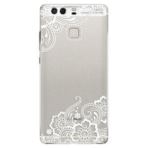 Plastové puzdro iSaprio - White Lace 02 - Huawei P9