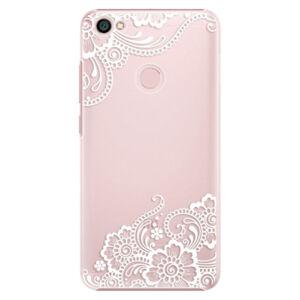 Plastové puzdro iSaprio - White Lace 02 - Xiaomi Redmi Note 5A / 5A Prime