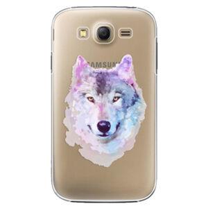 Plastové puzdro iSaprio - Wolf 01 - Samsung Galaxy Grand Neo Plus
