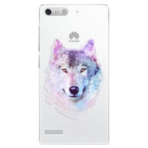 Plastové puzdro iSaprio - Wolf 01 - Huawei Ascend G6