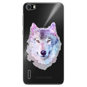 Plastové puzdro iSaprio - Wolf 01 - Huawei Honor 6