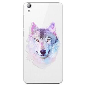 Plastové puzdro iSaprio - Wolf 01 - Lenovo S850