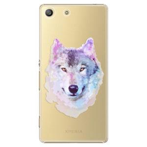 Plastové puzdro iSaprio - Wolf 01 - Sony Xperia M5