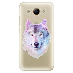Plastové puzdro iSaprio - Wolf 01 - Huawei Y3 2017