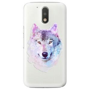 Plastové puzdro iSaprio - Wolf 01 - Lenovo Moto G4 / G4 Plus