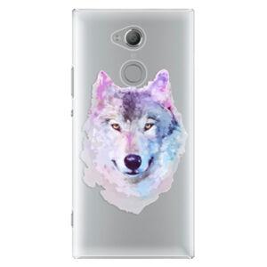 Plastové puzdro iSaprio - Wolf 01 - Sony Xperia XA2 Ultra