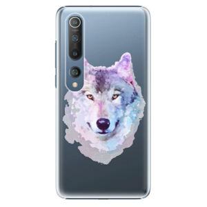 Plastové puzdro iSaprio - Wolf 01 - Xiaomi Mi 10 / Mi 10 Pro