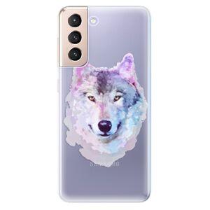 Odolné silikónové puzdro iSaprio - Wolf 01 - Samsung Galaxy S21