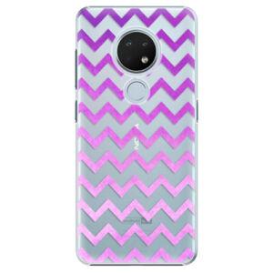 Plastové puzdro iSaprio - Zigzag - purple - Nokia 6.2