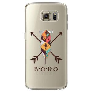 Plastové puzdro iSaprio - BOHO - Samsung Galaxy S6
