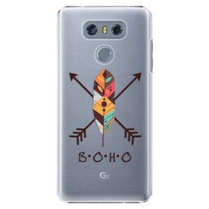 Plastové puzdro iSaprio - BOHO - LG G6 (H870)