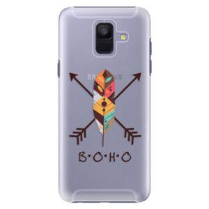 Plastové puzdro iSaprio - BOHO - Samsung Galaxy A6
