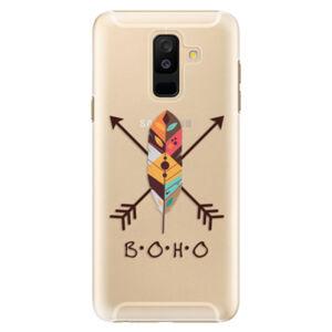 Plastové puzdro iSaprio - BOHO - Samsung Galaxy A6+