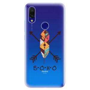 Odolné silikonové pouzdro iSaprio - BOHO - Xiaomi Redmi 7