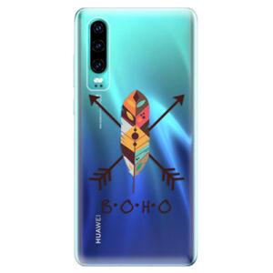 Odolné silikonové pouzdro iSaprio - BOHO - Huawei P30