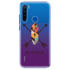 Plastové puzdro iSaprio - BOHO - Xiaomi Redmi Note 8T