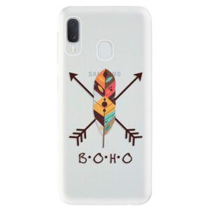 Odolné silikónové puzdro iSaprio - BOHO - Samsung Galaxy A20e