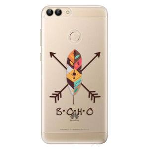 Odolné silikónové puzdro iSaprio - BOHO - Huawei P Smart