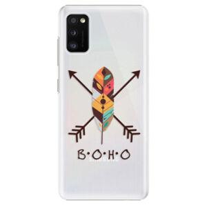 Plastové puzdro iSaprio - BOHO - Samsung Galaxy A41