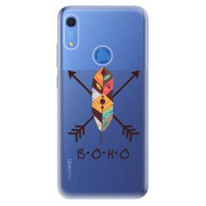 Odolné silikónové puzdro iSaprio - BOHO - Huawei Y6s