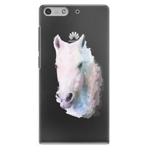 Plastové puzdro iSaprio - Horse 01 - Huawei Ascend P7 Mini