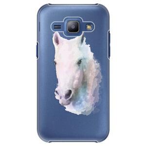 Plastové puzdro iSaprio - Horse 01 - Samsung Galaxy J1